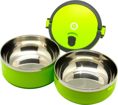 Omada OHC - 25002 Green 2 Containers Lunch Box