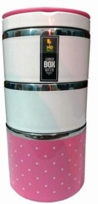 Viva VIHOMIO3LROP 3 Containers Lunch Box