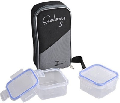 Zanelux LB-036 2 Containers Lunch Box