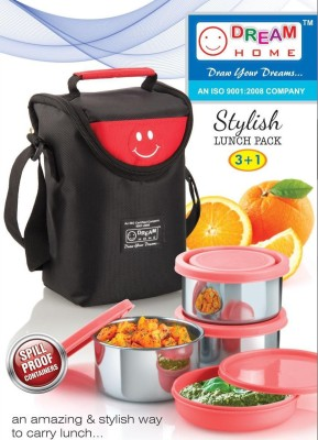 DREAM HOME STYLISH 4 Containers Lunch Box