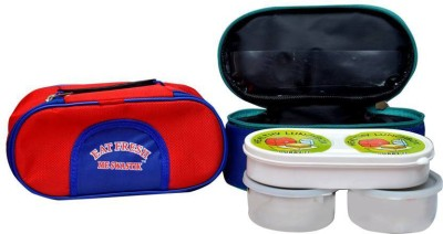 Me Swastik Eatfresh 3 Containers Lunch Box