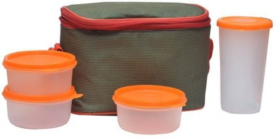Me Swastik e&dset 4 Containers Lunch Box