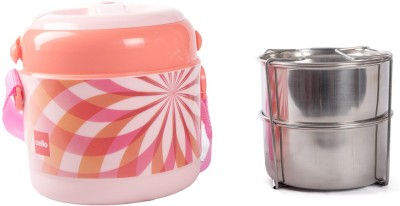 Cello 134598 2 Containers Lunch Box