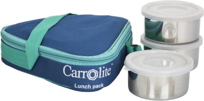 Carrolite A21 3 Containers Lunch Box