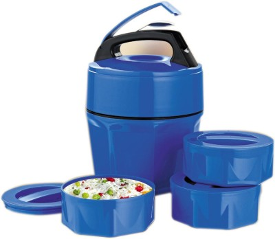 Actionworld Octomeal 3 Containers Lunch Box