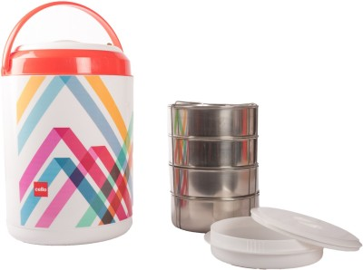 Cello 134620 4 Containers Lunch Box