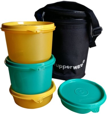 ezeestore Executive 4 Containers Lunch Box