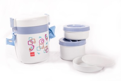 Cello 134643 3 Containers Lunch Box
