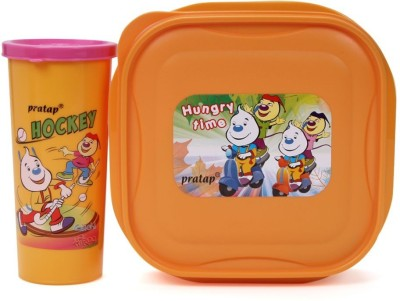Finnexe Hyper Time 2 Containers Lunch Box