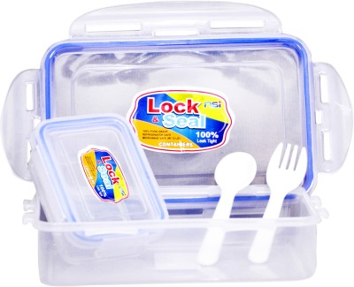 STYLISTA FASHION LOCK SEAL 1 Containers Lunch Box