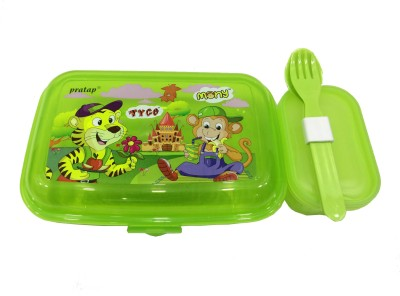 Gayatri Creations PRATAPGR 2 Containers Lunch Box