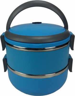 Hengli HEN0001A 2 Containers Lunch Box