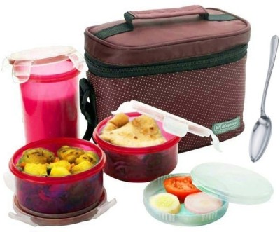 Bluplast Meal Time 4 Containers Lunch Box