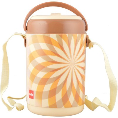 Cello World Mark Hot Tiffin 4 Containers Lunch Box