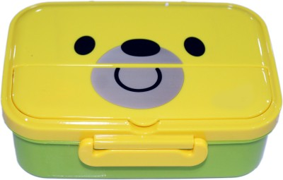 scrazy happy Bear 1 Containers Lunch Box