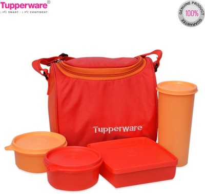 Tupperware Best Lunch 4 Containers Lunch Box