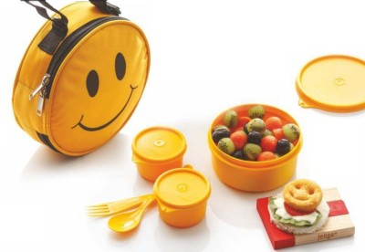 Reconn varmora smile 3 Containers Lunch Box