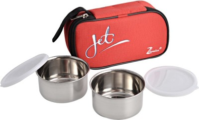 Zanelux LB-021 2 Containers Lunch Box