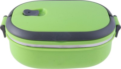 CHKOKKO Stainless Steel Insulated Box 1 Containers Lunch Box