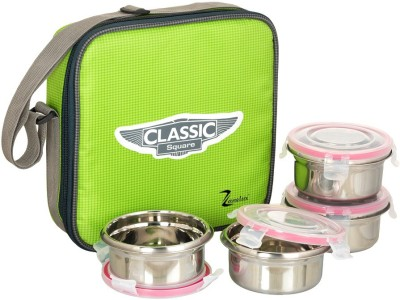 zanelux LB-028 4 Containers Lunch Box