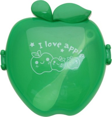 Easyhome Fruit Shape Junior Green 2 Containers Lunch Box