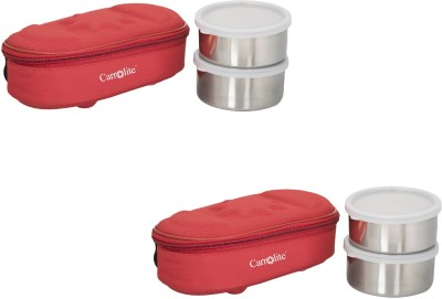 Carrolite Combo Legend C_13 4 Containers Lunch Box