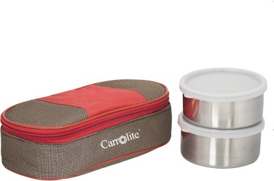 Carrolite A7 2 Containers Lunch Box