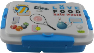 Infinxt Love Food Kids 1 Containers Lunch Box