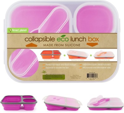 Smart Planet EC-34LMCP 1 Containers Lunch Box