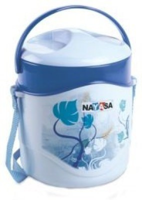 Nayasa Zeal 2 Containers Lunch Box