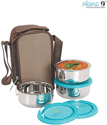 nanonine tiffiny small 3 Containers Lunch Box