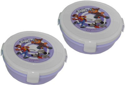 Infinxt Happy Kids 2 Containers Lunch Box