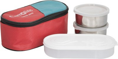 Carrolite A5 3 Containers Lunch Box