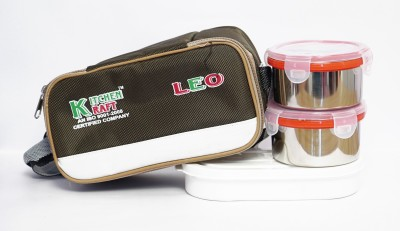 Kitchen Raft Leo 3 Containers Lunch Box