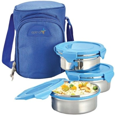 Aptron PPH-71 3 Containers Lunch Box