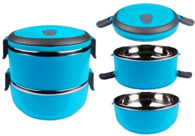 Sonic JMD 2 Layer Tiffin 2 Containers Lunch Box