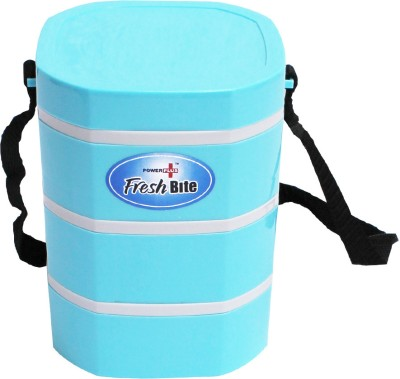 Power Plus MEEH381314 3 Containers Lunch Box
