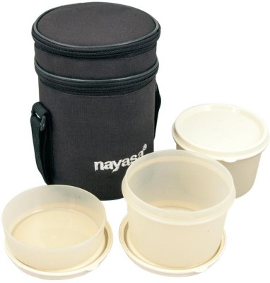 Nayasa N 213 3 Containers Lunch Box