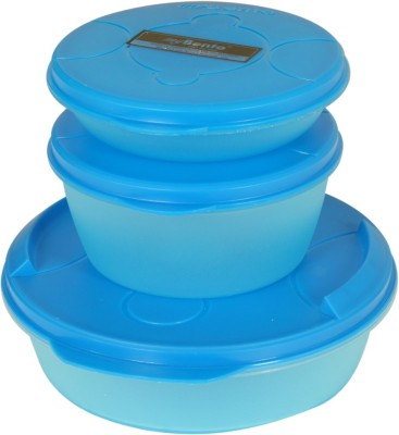 myBento Globe Series Set 3 Containers Lunch Box