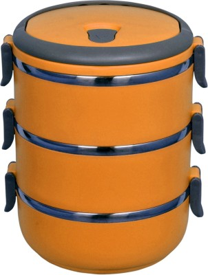 Gold Dust VKILB9 3 Containers Lunch Box