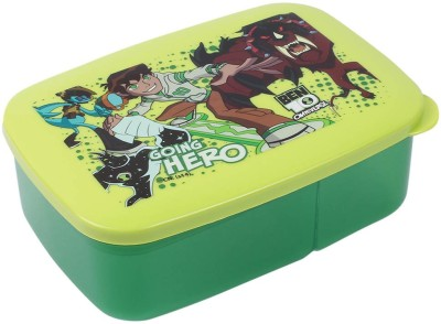 HM International Ben10 Omniverse Going Hero Medium Lunch Box 1 Containers Lunch Box
