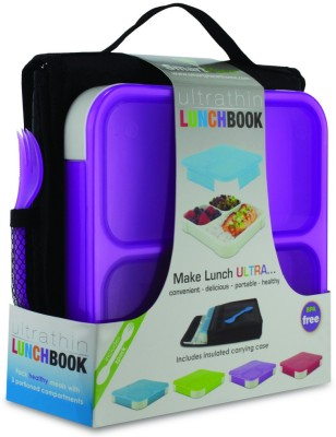 Smart Planet Ulb-1setpu 1 Containers Lunch Box