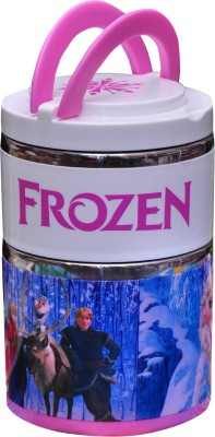 Blossoms FROZEN Cartoon 2 Containers Lunch Box