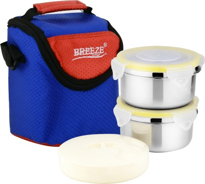 Breeze happy meal 2+1 3 Containers Lunch Box