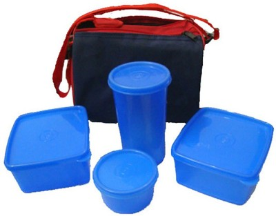 Topware Topware Plan Blue 4 Containers Lunch Box