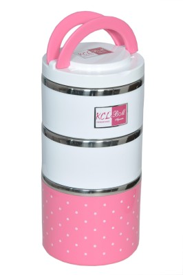 KCL Thermo 3 in 1 3 Containers Lunch Box