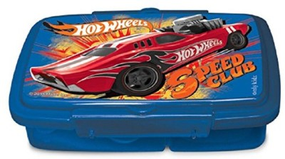 ONLYKIDZ Hotwheels BTS D1 Medium Plastic 1 Containers Lunch Box