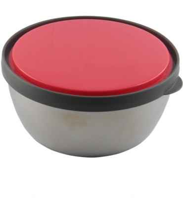 Infinxt Stylish Round Shape Colourfull R 1 Containers Lunch Box