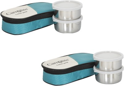 Carrolite Combo Legend C_3 4 Containers Lunch Box