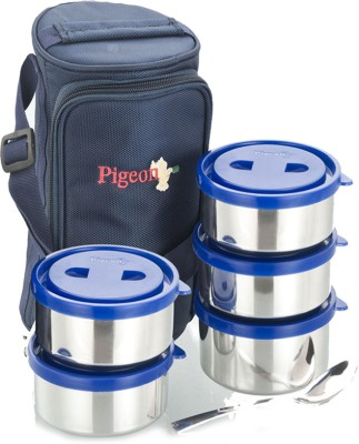 Pigeon Pg 05 5 Containers Lunch Box(1300 ml)